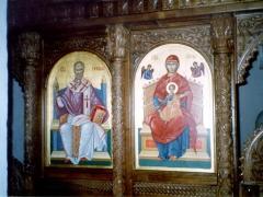 8 Iconostasis