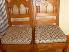6 Church furniture