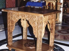 5 Church furniture