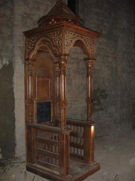2 Архијерејски тронови