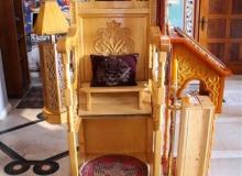 8 Архијерејски тронови