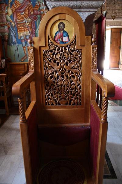 4 Архијерејски тронови