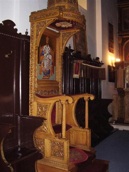 6 Архијерејски тронови