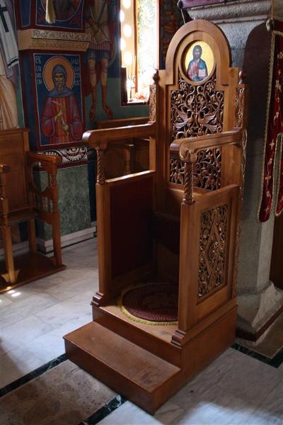 9 Arhijerejski tronovi